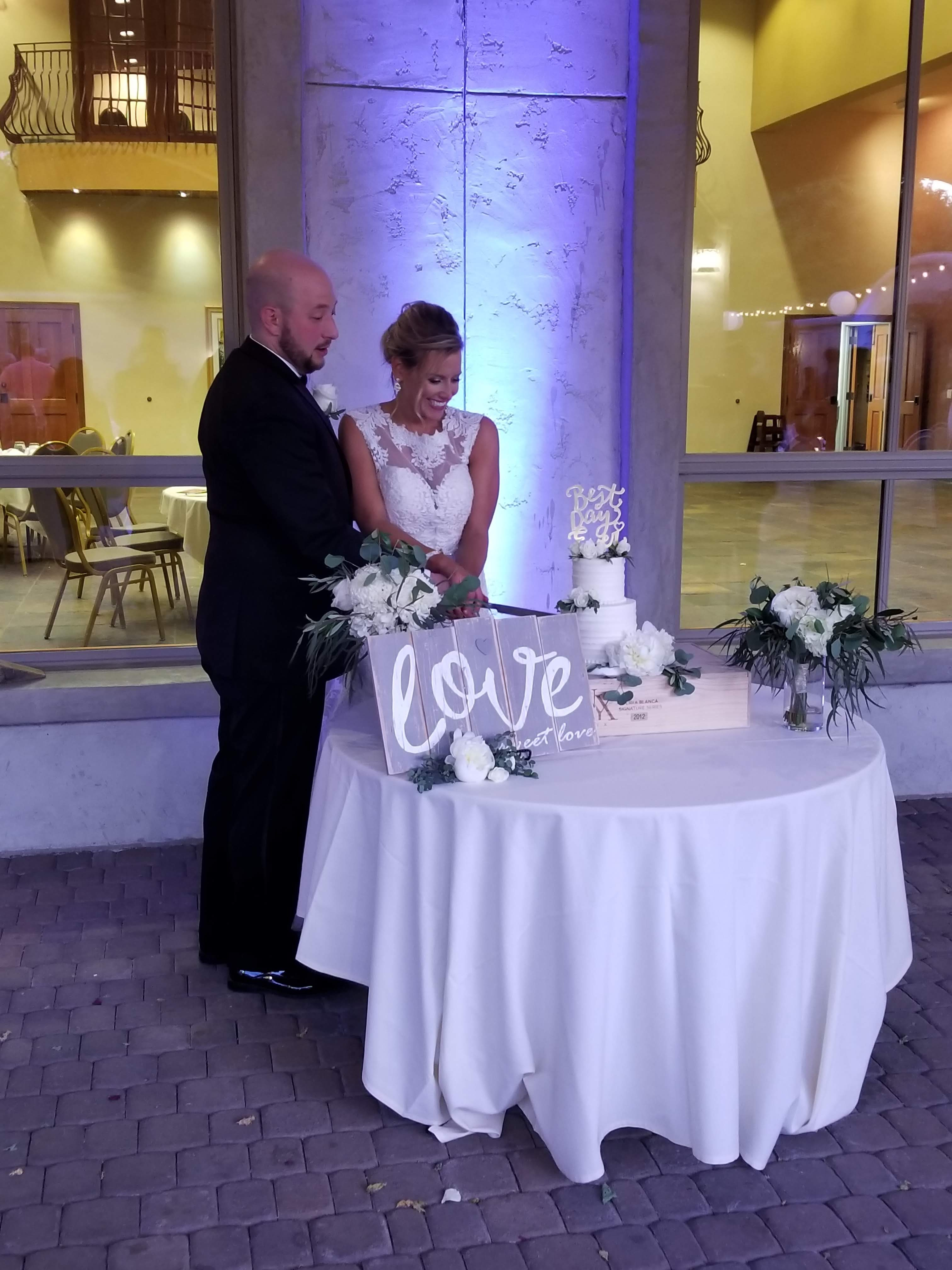 Kyla & Dustin's Wedding