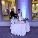 Cutting cake image Wedding