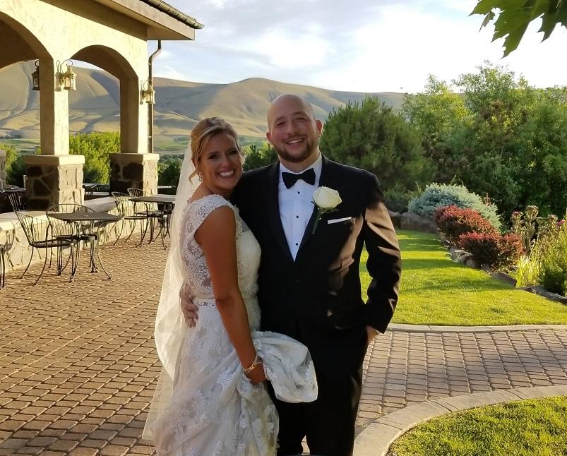 Kyla & Dustin, June 2018