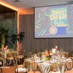 Sunset Safari live auction, Design