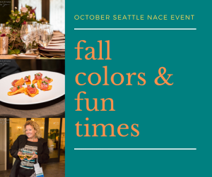 Hot Fall Trends for Seattle NACE event